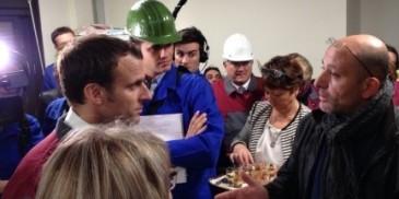 Visite emmanuel Macron iton seine 03