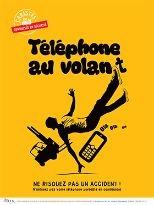 prévention routière alpa téléphone au volant
